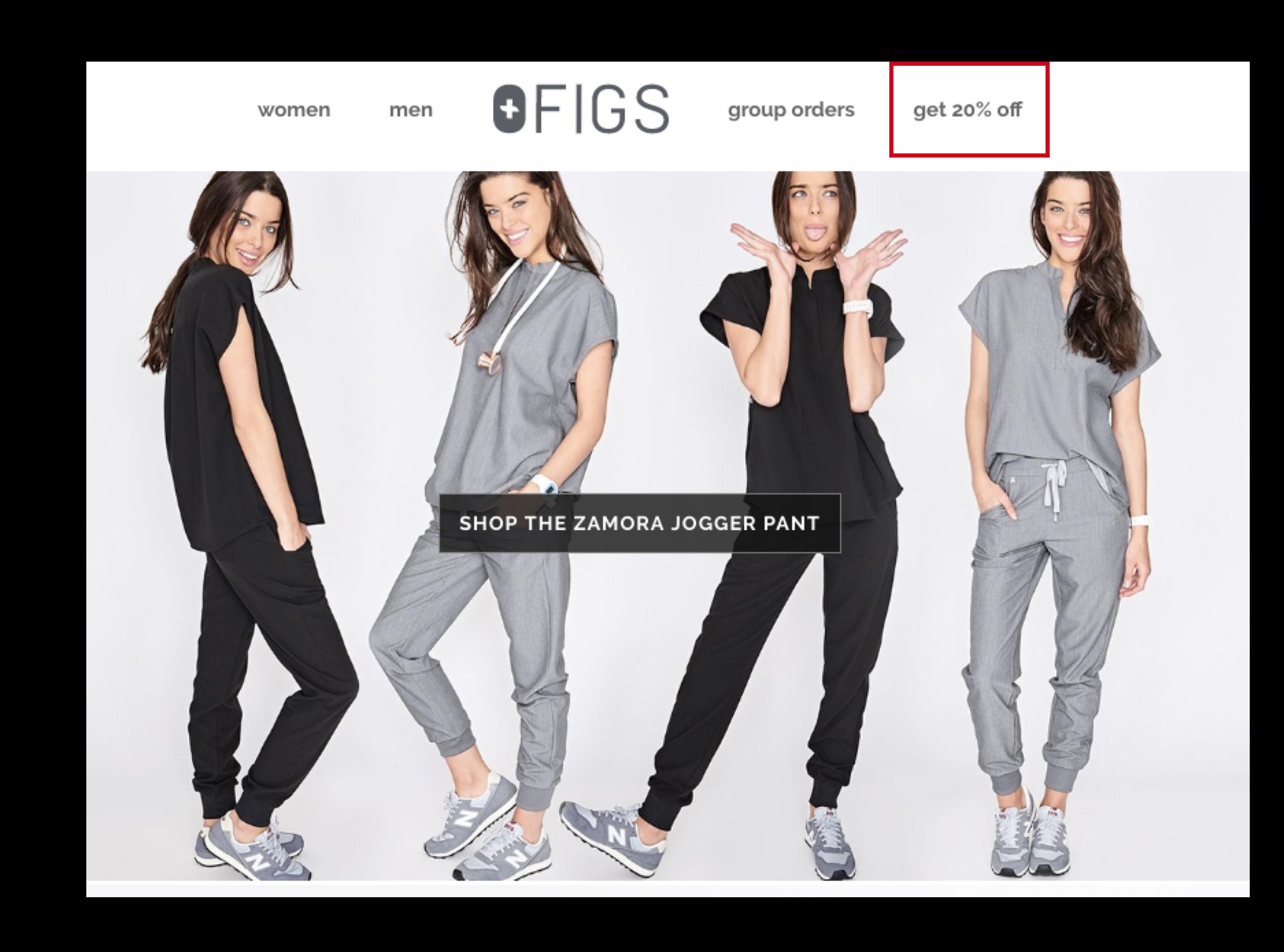 FIGS company