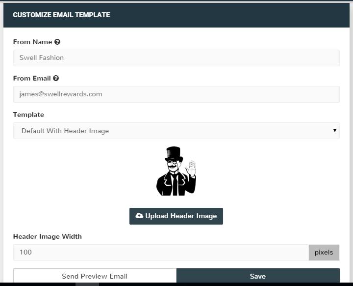 bp 26 - email notification customization
