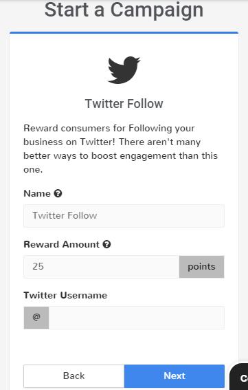 bp14 - Twitter Follow campaign design screenshot swell