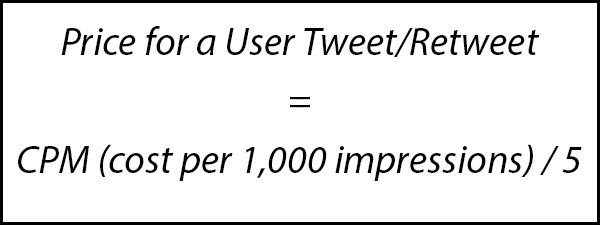 how-much-to-pay-for-user-tweet-retweet