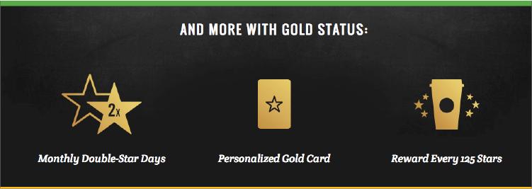Starbucks gold card image-1