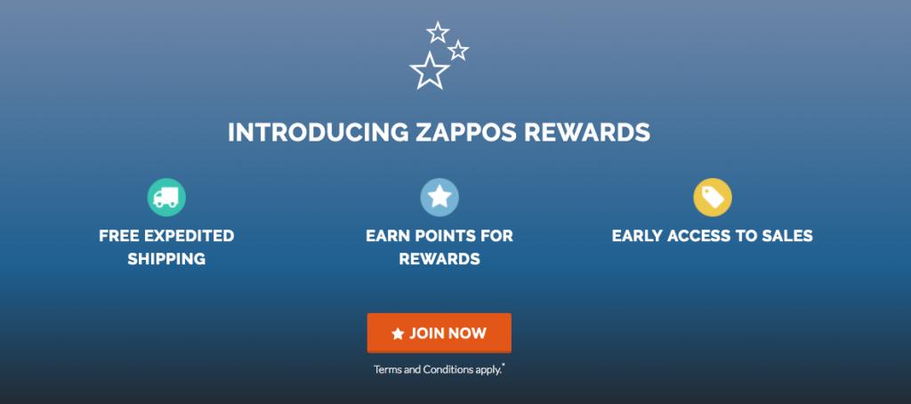 Case Study: Zappos' Rewards Program