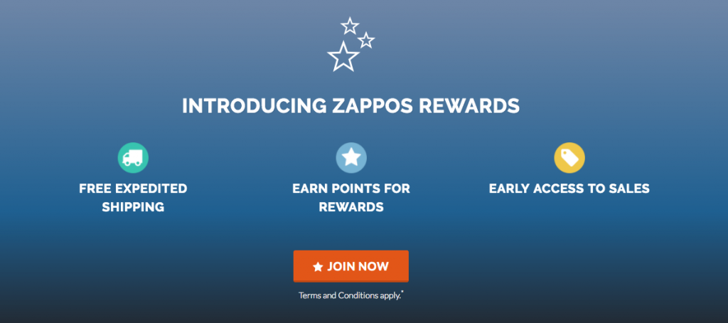 Case Study: Zappos' Rewards Program