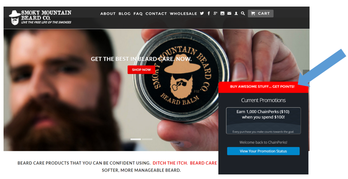Swell Rewards Merchant Spotlight: How Smoky Mountain Beards Drove a 150%+ Increase in Revenue from Existing Customers with a Few Clicks